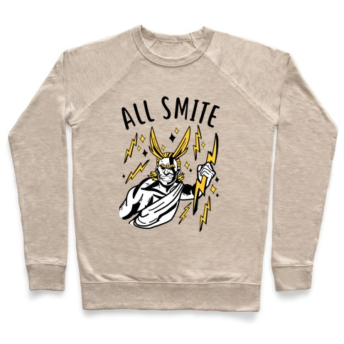 All Smite Pullover