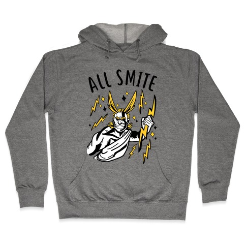 All Smite Hooded Sweatshirt