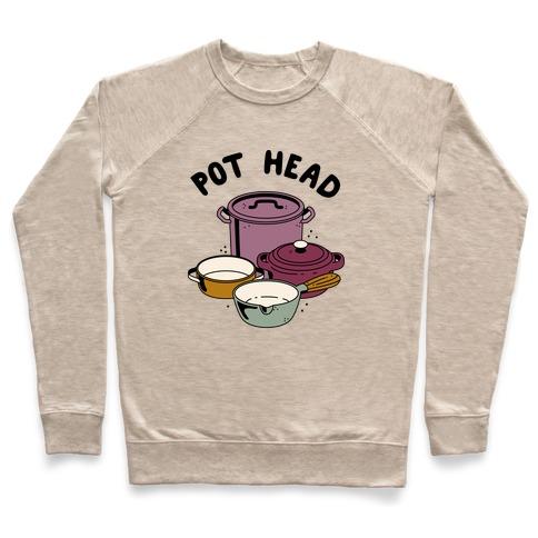 Pot Head Cooking Pots Pullover