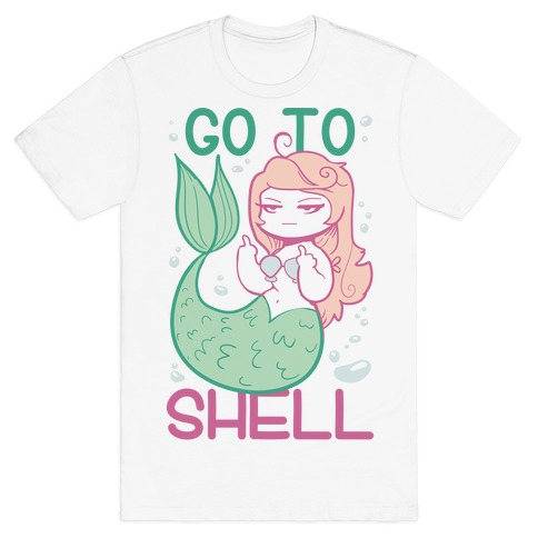 Go To Shell T-Shirt