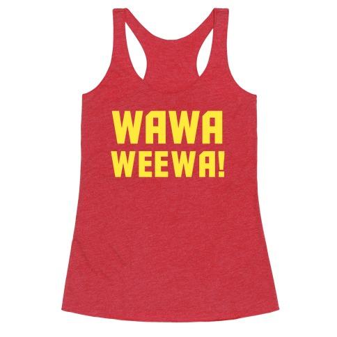 WawaWeewa Racerback Tank Top
