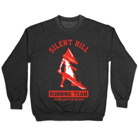 Silent Hill Running Team Pullover