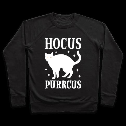 Hocus Purrcus Cat Pullover