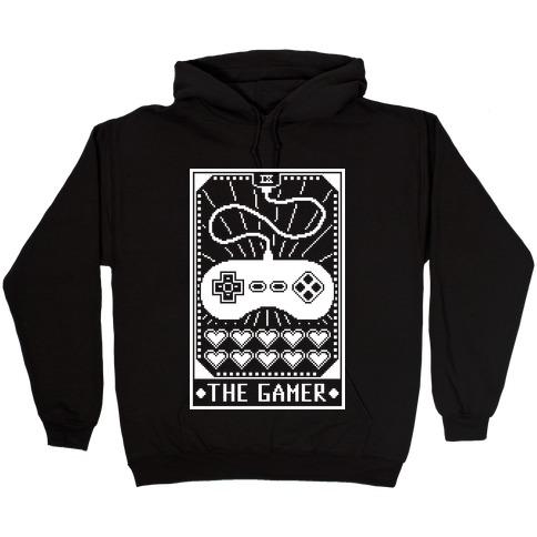 The Gamer Hooded Sweatshirt