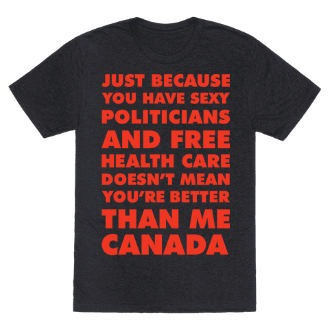 You're Not Better Than Me Canada