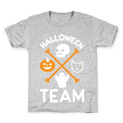 Halloween Team Kids T-Shirt