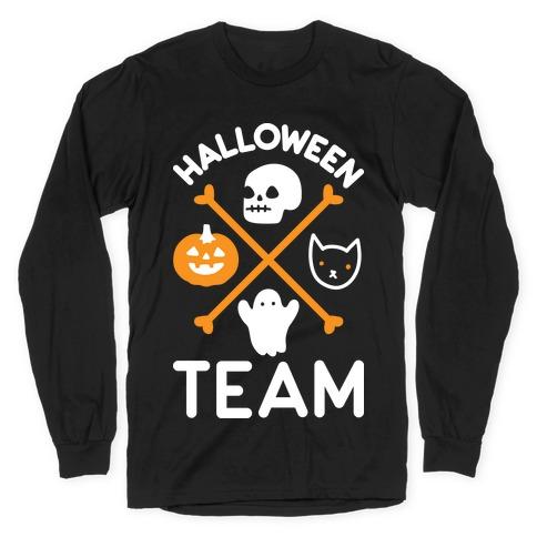 Halloween Team Long Sleeve T-Shirt