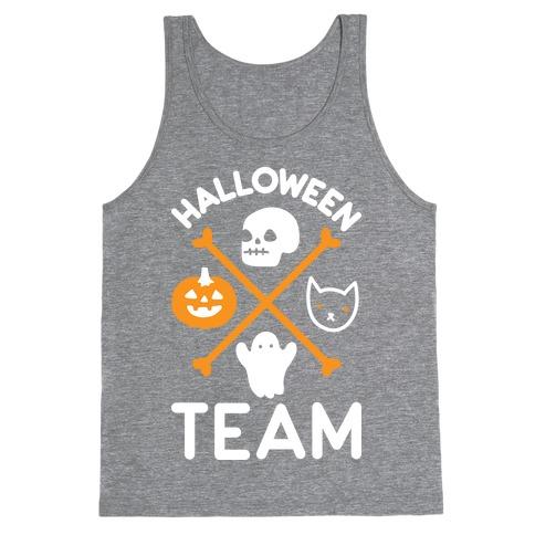 Halloween Team Tank Top