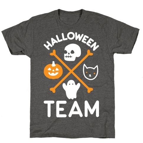 Halloween Team T-Shirt