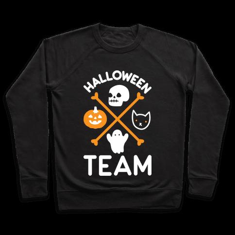 Halloween Team Pullover