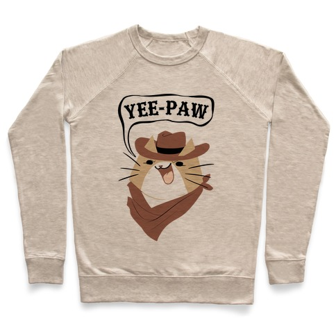 YEE-PAW! Pullover
