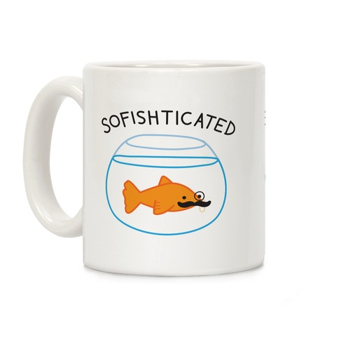 Sofishticated Coffee Mug