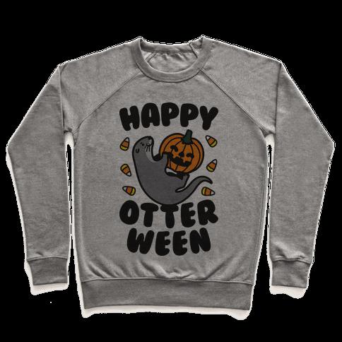 Happy Otterween Pullover