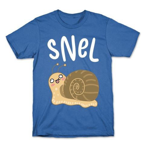 Snel Derpy Snail T-Shirt