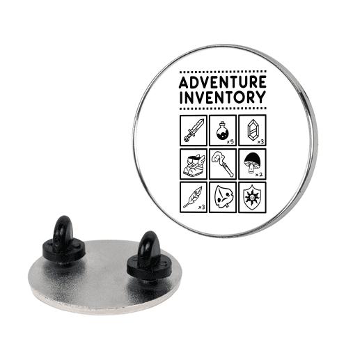 Adventure Inventory Pin