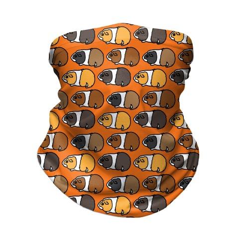 Guinea Pig Pattern Neck Gaiter