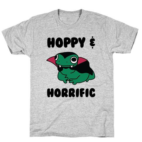 Hoppy & Horrific T-Shirt