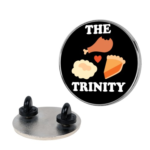Thanksgiving Trinity Pin
