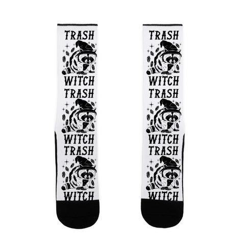 Trash Witch Sock