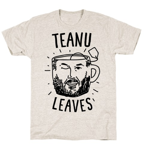 Teanu Leaves T-Shirt