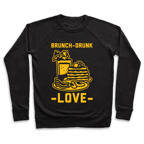 Brunch-Drunk Love Pullover