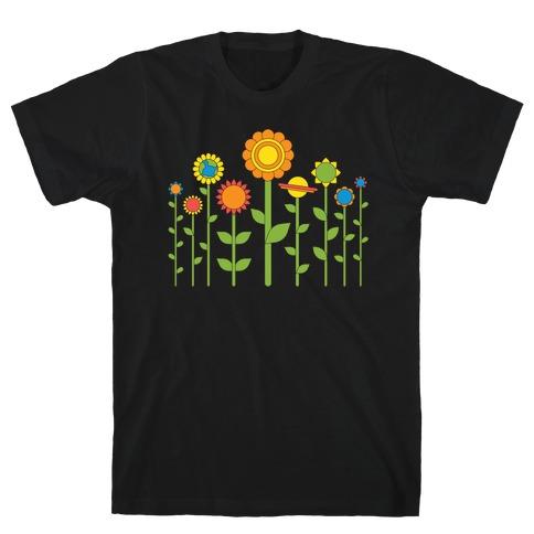 Plant Planets T-Shirt
