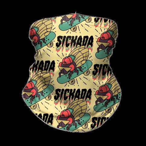SICKada Cicada Neck Gaiter