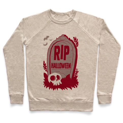 RIP Halloween Pullover