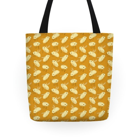 Bee Fly Pattern Tote