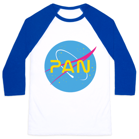 Pan Nasa Baseball Tee
