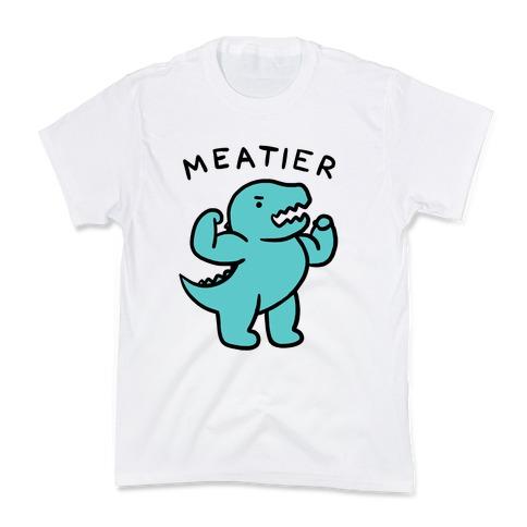 Meatier Dino Kids T-Shirt