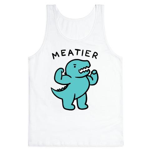 Meatier Dino Tank Top