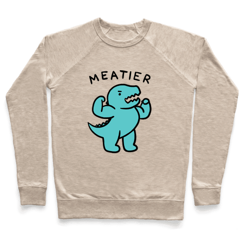 Meatier Dino Pullover