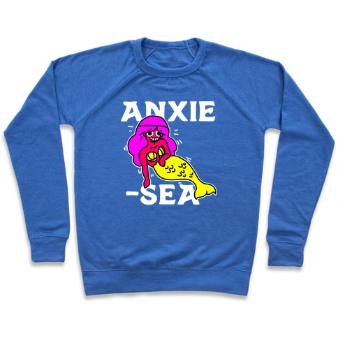 Anxie-Sea Pullover