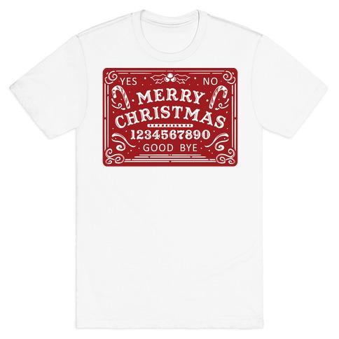 Merry Christmas Ouija T-Shirt