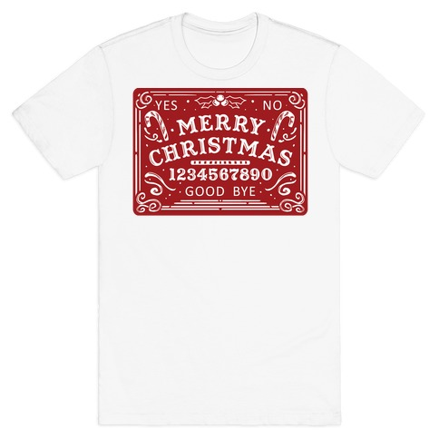 Merry Christmas Ouija T-Shirt