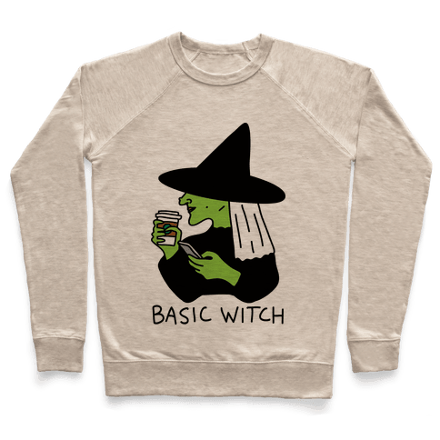 Basic Witch Pullover