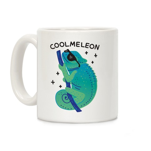 Coolmeleon Chameleon Coffee Mug