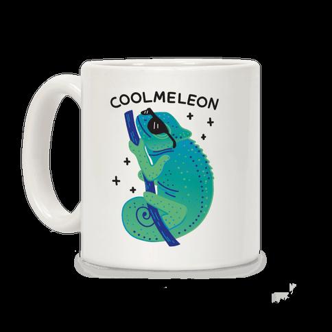 Coolmeleon Chameleon Coffee Mug