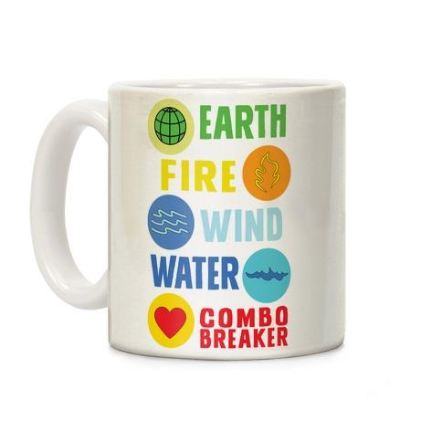 Captain Combo Breaker Coffee Mug