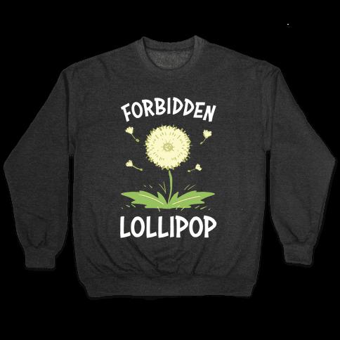 Forbidden Lollipop Pullover