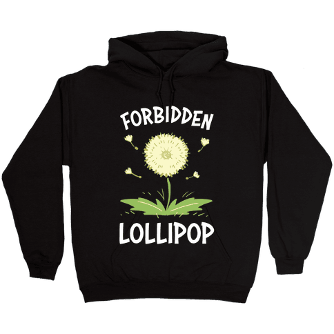 Forbidden Lollipop Hooded Sweatshirt