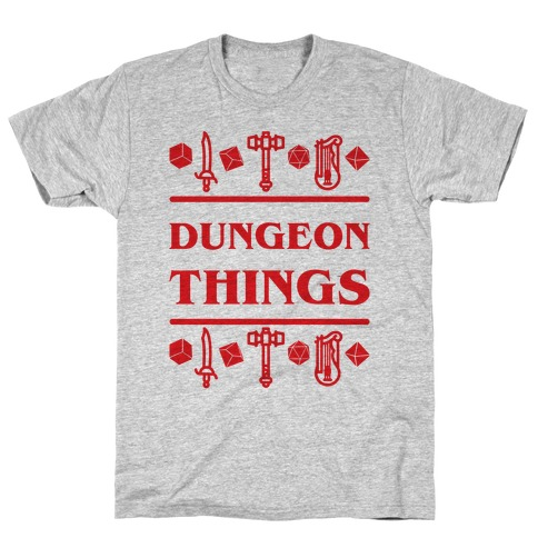 Dungeon Things T-Shirt