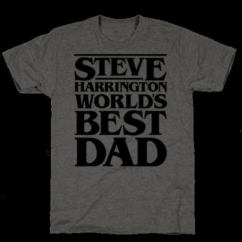 Steve Harrington World's Best Dad Parody