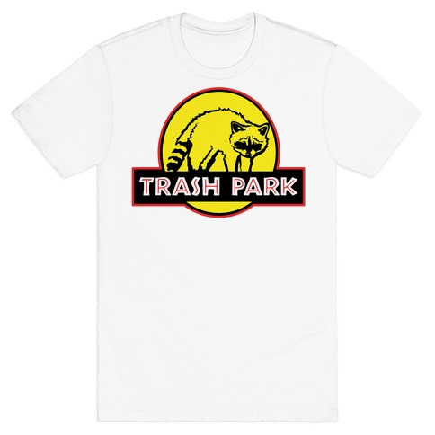 Trash Park Raccoon Parody T-Shirt
