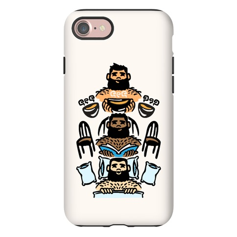 The 3 Bears Phone Case