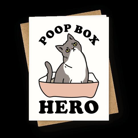 Poop Box Hero