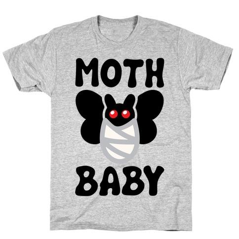 Mothman Baby Parody T-Shirt