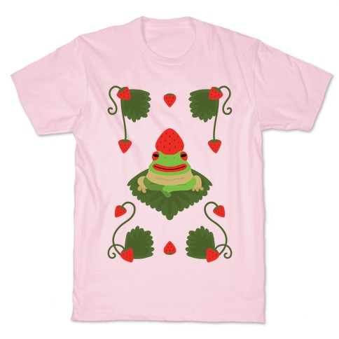 Strawberry Frog T-Shirt