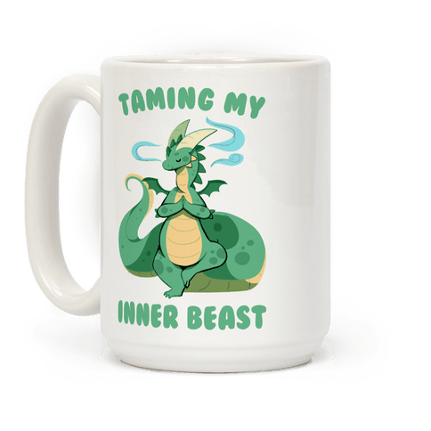 Taming My Inner Beast Coffee Mug
